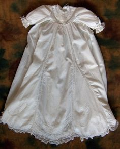Hannah Christening dress front.