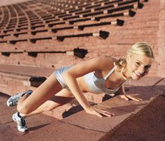 Stair Workout: Self.com