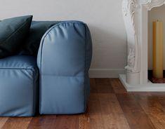 m on Behance Interior Architecture, Interior Design, Apartment Design, Tub Chair, Bean Bag Chair, Accent Chairs, Behance, Cinema 4d, Apartments