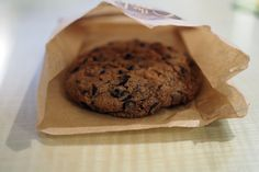 Did you try their signature cookie? At Doubletree by Hilton in Kuala Lumpur...