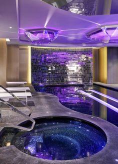 Excelsior Hotel Gallia, Milan - Architect + Lighting designer: Marco Piva –