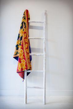 GOLDEN SUNRISE Kantha Quilt, Quilts, Ladder Decor, Sunrise, Vintage, Home Decor, Decoration Home, Room Decor, Quilt Sets