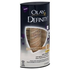 Olay Definity Color Recapture Anti-Aging Moisturizer for Lgt/Med Skin – 1.7 oz 1.7 oz « Blast Groceries click image to go to my site.