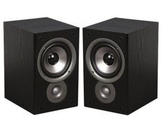 """Polk Audio AM3095-A Monitor30 Series II Two-Way Bookshelf Loudspeaker (Black) Pair by Polk Audio. Save 35 Off!. $130.00. BrandPolk AudioModelMonitor30 Series II SpecTypeBookshelf SpeakersSold AsPairDriver UnitsTweeter Complement: one 1"""" cloth dome Driver Complement: one 5.25"""" Bi-Laminate driverPower Rating20-100WFrequency Response55Hz-25kHzNominal Impedance8 OhmSensitivity89dbConnectorsInputs: Dual (bi-amp) 5 way binding posts FeaturesFeaturesCrossover: 2.3kHz second order high an..."""
