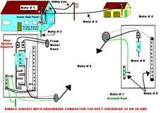 multi wire branch circuit supplying garage wiring garage. Black Bedroom Furniture Sets. Home Design Ideas