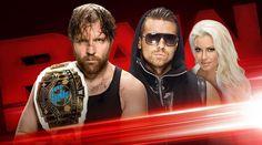 #WWE: Previa de Monday Night Raw 15 de mayo de 2017
