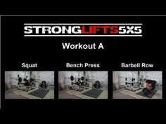 StrongLifts 5×5: The Simplest Workout To Get Stronger, Build Muscle and Burn Fat Read more: http://stronglifts.com/5x5/