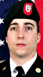 Army SSG Matthew R. Ammerman, 29, of Noblesville, Indiana. Died December 3, 2014, serving during Operation Enduring Freedom. Assigned to 3rd Battalion, 7th Special Forces Group, Eglin Air Force Base, Florida. Died of wounds sustained when hit by enemy small-arms fire while conducting a clearing operation in Zabul Province, Afghanistan.