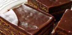 Γλυκό σοκολάτας με μπισκότα και Nutella! Country Cooking, Low Country, Cola Cake, How To Make Cake, Pudding, Eat, Allrecipes, Nutella, Birthday