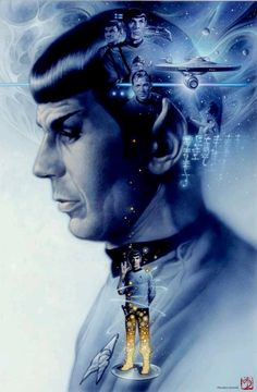 This is a sad day for me and everyone who loves Star Trek. We have lost a true legend. Leonard Nimoy was the perfect choice to play Mr. Star Trek Tv, Star Wars, Vulcan Star Trek, Star Trek Original Series, Star Trek Series, Spock, Star Citizen, Nave Enterprise, Star Trek Characters
