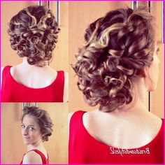 60 Creative Short Hair Updos, Have you ever struggled to learn some updos for short hair? With so many gorgeous updo ideas available online, the strong majority are for long hair. Braided Bun Hairstyles, Short Hair Updo, Braided Updo, Short Hair Styles, Short Pixie Haircuts, Short Bob Hairstyles, Hairstyles Haircuts, Unique Braids, Loose French Braids