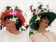 27 Vintage Photos That Show The Glamorous 143 Year History Of Kentucky Derby
