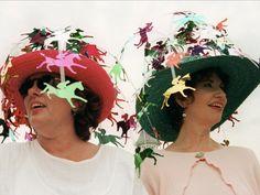 25 Best Derby Hats Images On Pinterest