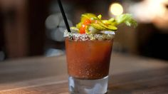 Best Bloody Marys in Chicago, more than vodka and tomato juice