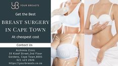 Your Breasts is an independent company Focusing on affordable breast surgery in cape town for those women unable to afford the high prices. Bigger Breast, Cape Town, Good News, Surgery, Clinic, Good Things, Happy, Women, Ser Feliz