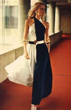 Timeless dress by Princess Irene Galitzine - 1960s
