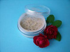 Misha Beauty - přírodní kosmetika a jiné DIY projekty : Matující pudr - transcelulent
