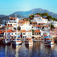 Marmaris Turkey: One of my best trips, ever! 10 days spent reconnecting with my brother, and learning about how the locals live each day.