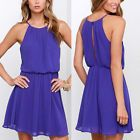 Go out and have a blast with this Chiffon Mini Dress - found on www.outlet77.com
