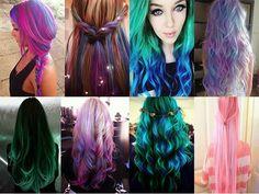 Perversa Dica: Como fazer mechas coloridas nos cabelos