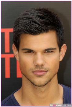 Taylor Lautner...Shark Boy done growed up!