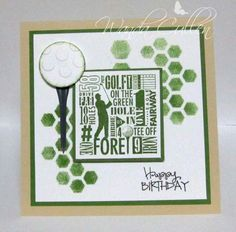 SC435 - On the Green by cullenwr - Cards and Paper Crafts at Splitcoaststampers