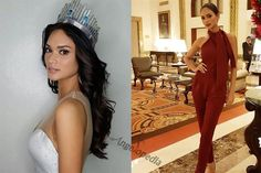 Pia Wurtzbach landed in Peru, hopes to visit quake-stricken Ecuador