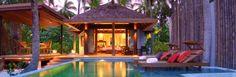Staying at Anantara Kihavah Villas Maldives: Outdoor Pool In Anantara Kihavah Villas