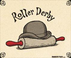 Roller Derby XD