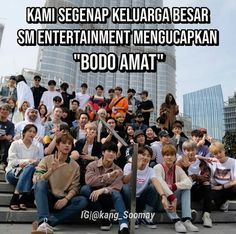 Amazing Outfit Ideas for Every Personal Style Memes Funny Faces, Funny Kpop Memes, Exo Memes, K Meme, Me Too Meme, Kpop Logos, Quotes Lucu, Study Motivation Quotes, Album Bts