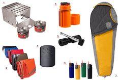 Heat Bug Out Bag aka emergency preparedness kit, disaster kit, GOOD (Get Out Of Dodge) bag, grab bag, 72-Hour kit, INCH (I'm Never Coming Home) bag, or battle box.
