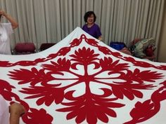 Hawaiian Quilting Classes - Hawaiian Quilting With Poakalani & Co.