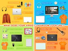 VIPkid provides excellent resources for teachers to develop their classrooms and focus on teaching.