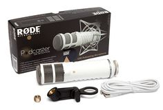 Rode Podcaster Microphone Giveaway
