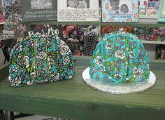 Heather's Cakes and Confections: Three's Company/ Vera Bradley
