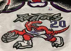 Vintage Vtg 90s Toronto Raptors Damon Stoudamire Nba Jersey Champion | Grailed Vintage Basketball Jerseys, Toronto Raptors, Damon, Vintage Tops, Nba, Champion