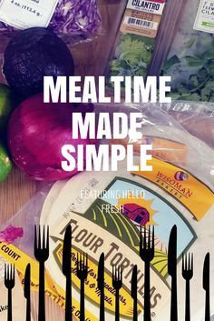 make mealtime simple