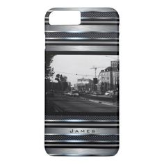 #Vintage Germany Frankfurt opera iPhone 7 Plus Case - #travel #trip #journey #tour #voyage #vacationtrip #vaction #traveling #travelling #gifts #giftideas #idea