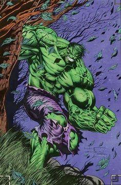 Original Comic Art titled Liam Sharp Hulk 1995 Blueline, located in TOM's Artists.My work with Liam Sharp Comic Art Gallery Hulk Comic, Hulk Marvel, Spiderman, Marvel Dc Comics, Avengers, Hulk 1, Marvel Heroes, Batman, Image Comics