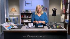 http://www.firemountaingems.com/jewelry-making-instructions.asp Jewelry-making designer-artist Christi Friesen shows you how use two-part molding material an...