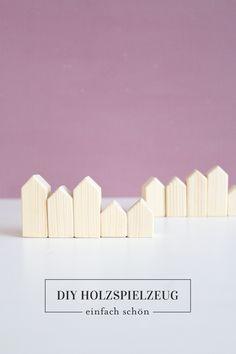 DIY Holzspielzeug