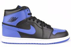 buy popular 7b968 d6909 Air Jordan 1 High OG Black Varsity Royal Blue White