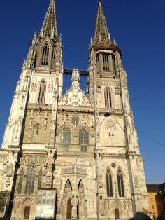 Regensberg Germany cathedral