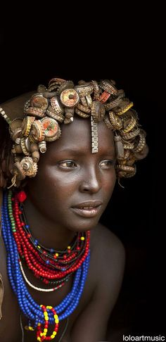 Omo Valley, Ethiopia (Different Beauty People)