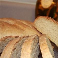 Receta básica de pan casero