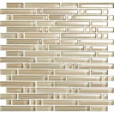 Kitchen Tile Samples Epoch Color Blends Arena1605 S Gloss Strips Mosaic Glass Mesh