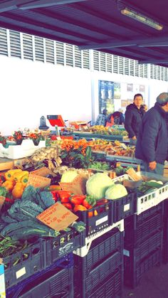 #mercato #centralmarket #firenze #seafood #locals #fresh #fruit #travel