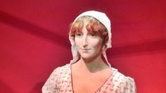 Jane Austen's face revealed after extensive research...I am a bit skeptical about this,  but it is quite intriguing to see a life size figure of what Jane might look like.