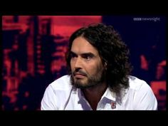 ▶ 'I don't trust politicians & corporations in this country' Russell Brand - Newsnight - YouTube