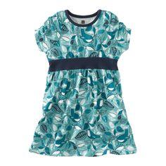 Girls Fall Autumn Indigo Outfit | Tea Collection